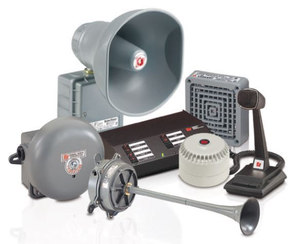 Federal-Signal-Audible-Signal-Products