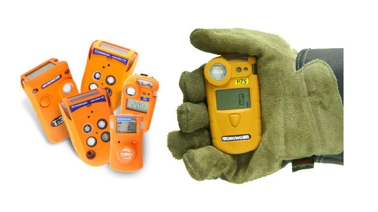 crowcon-portable-gas-detectors